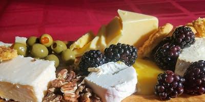 Cheese Board Workshop
