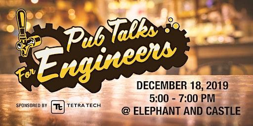 Pub Talks for Engineers