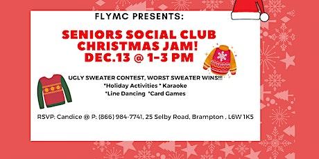 Seniors Social Club Holiday Jam tickets