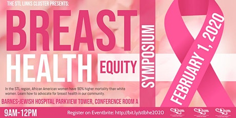 Breast Health Equity Symposium tickets
