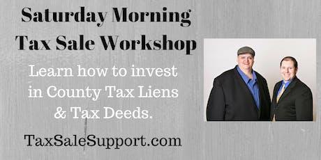 Michigan Tax Deed Training (Live Webinar) tickets