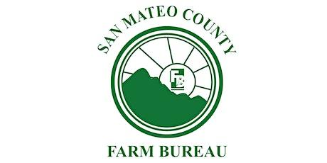 San Mateo County Farm Bureau Golf Tournament 2020 tickets
