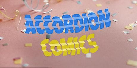Accordion Comics tickets