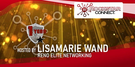 Free Reno Elite Rockstar Connect Networking Event (January, Reno Nevada) tickets