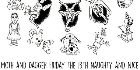 Friday the 13th Flash Tattoo Special and Toy Drive tickets