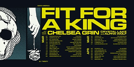Fit For A King: Dark Skies Tour tickets