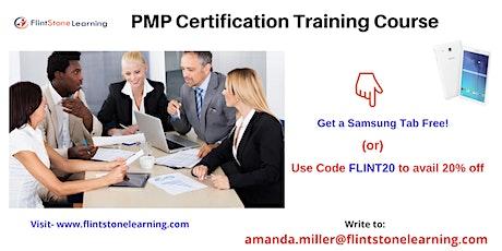 PMP Training workshop in Elizabeth, NJ tickets