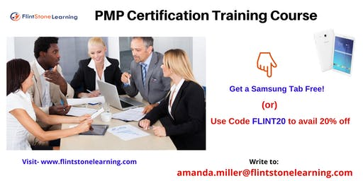 PMP Training workshop in Elk, CA