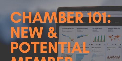 Chamber 101: New & Potential Member Meeting