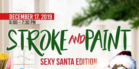Stroke and Paint Sexy Santa Edition tickets