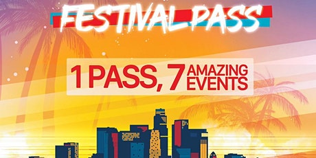 Hollywood Carnival 2020 (Festival Pass) tickets