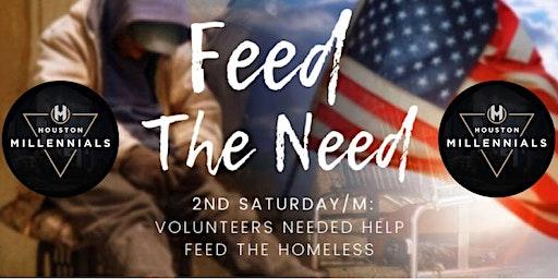 HM Feed The Need: Volunteers Needed