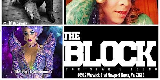 Jennifer Warner Drag Brunch at The Block NN