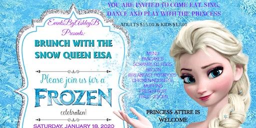 Brunch with Elsa