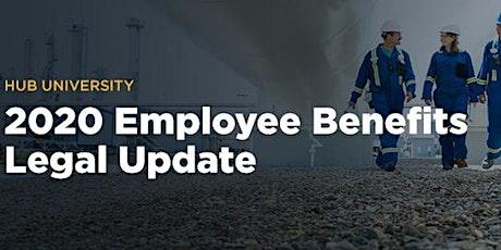 [Bellevue] HUB University: 2020 Employee Benefits Legal Update tickets