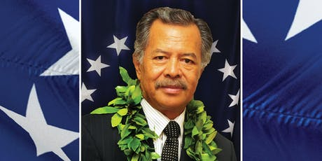Henry Puna, Prime Minister, the Cook Islands tickets
