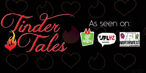 "Tinder Tales ""Not-So Valentine's Day Show"" at The Victoria Event Centre"