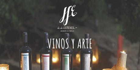 Vino & Arte by  Bodega J.J Esteves entradas