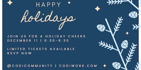 Holiday Party @ Codi tickets