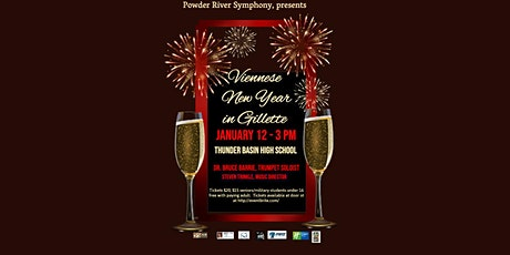 Viennese New Year in Gillette tickets