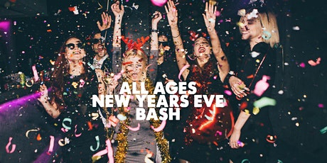 All Ages New Years Eve Bash @ Rockpile // Tues Dec 31 | All Ages to Enter, 19+ To Drink tickets