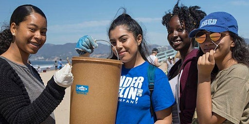 Nothin' But Sand Beach Cleanup June 2020