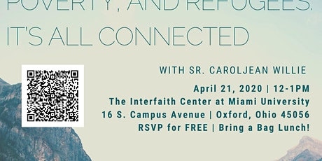 Climate Change, Poverty, and Refugees: It's All Connected tickets
