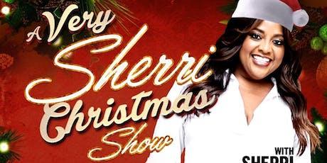 Celebrity: Sherri Shepherd, A Very Sherri Christmas Comedy Show tickets