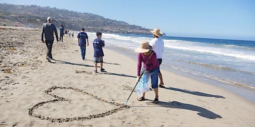 Nothin' But Sand Beach Cleanup February 2020