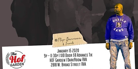 Flip Barrison and Friends tickets