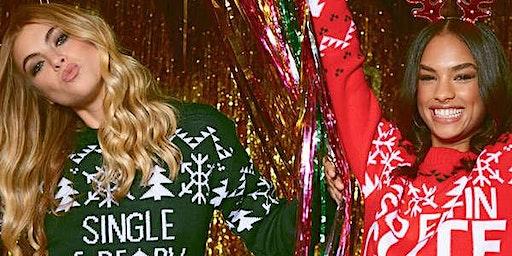 Loft 51 NYC Single, Mingle & Jingle Ugly Sweater party 2019
