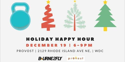 Bourne2fly Happy Hour at Provost
