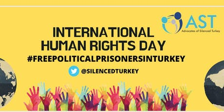STAND UP FOR HUMAN RIGHTS & SPEAK OUT FOR 864 BABIES & 4000 WOMEN IN TURKEY tickets