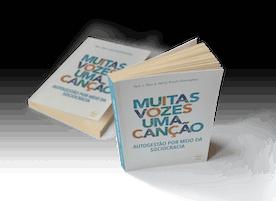 Celebrar o livro Muitas Vozes Uma Canção