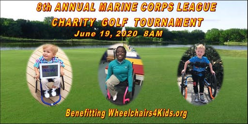 8th Annual Marine Corps League Charity Golf Tournament