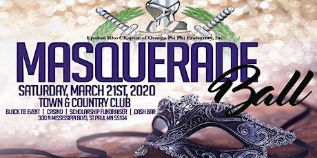 *RESCHEDULED* 2020 Masquerade Ball tickets