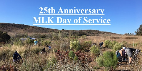 25th Anniversary MLK Day of Service at the Yerba Mansa Meadows  tickets