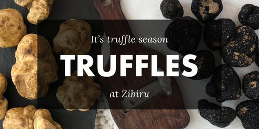 It's Truffle Season in Bali!