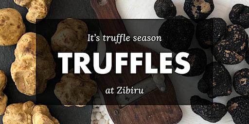 It's Truffle Season in Bali!