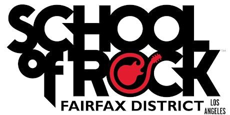 School Of Rock - Performance Showcase tickets