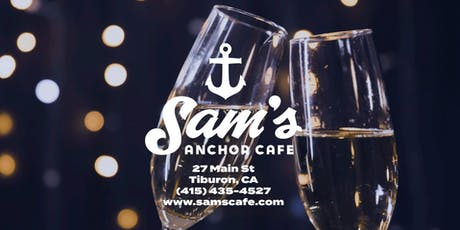New Year's Eve Bash at Sam's Anchor Cafe tickets