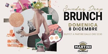 Inaugurazione SUNDAY DEEP BRUNCH in Terrazza biglietti