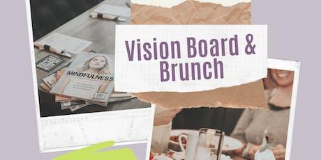 Vision Board 'N' Brunch tickets