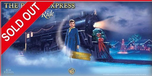 Matinee - THE POLAR EXPRESS™ Train Ride - Baldwin City, Kansas-12/22 2:00pm