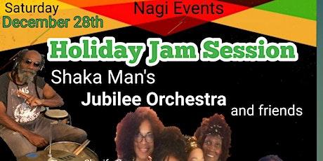 Reggae holiday Jam session  tickets