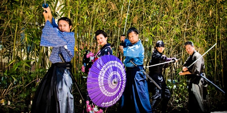 Japanese Workshop: Samurai Acting tickets