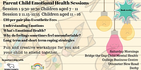 Parent and Child Emotional Health Sessions tickets