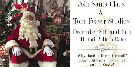 Copy of Join Santa and Tom Feaser Studios Santa Mini Sessions December 8th