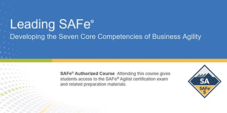 Leading SAFe® Certification Training in Vancouver, Canada tickets