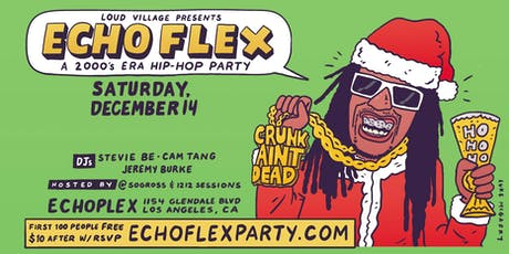 Echo Flex: a 2000s Era Hip Hop Party! tickets